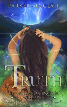 Truth front cover