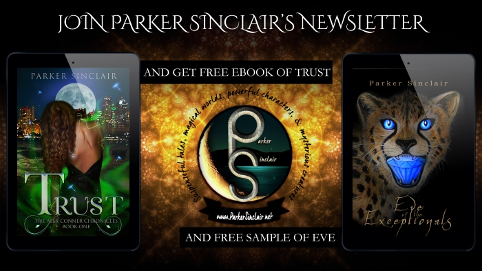 NEW NEWSLETTER PARKER