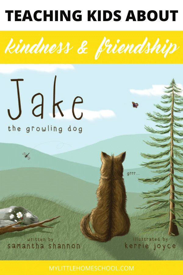 Teaching-Kids-about-Friendship-and-Kindness-Jake-the-Growling-Dog